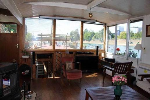 Houseboat 132 Paris photo 21