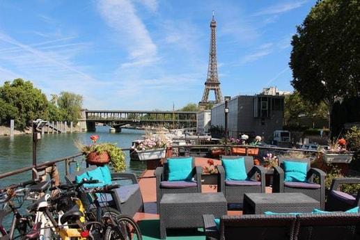 Houseboat 132 Paris photo 24