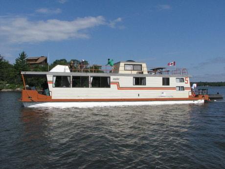 Houseboat 144 Morson photo 3