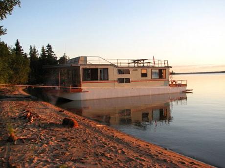 Houseboat 147 Morson photo 2