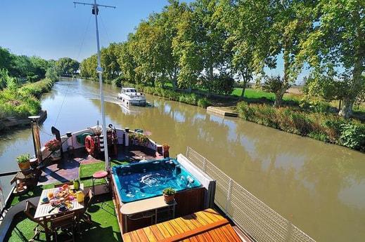 Beautiful Canal-du-Midi