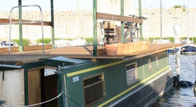 Houseboat 173 Aigues-Mortes photo 3