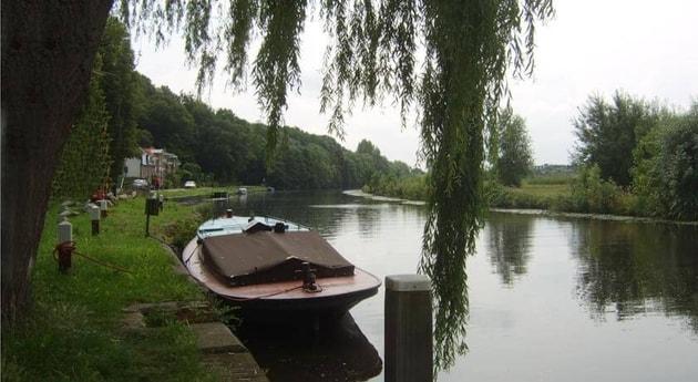 The beautiful Vecht river