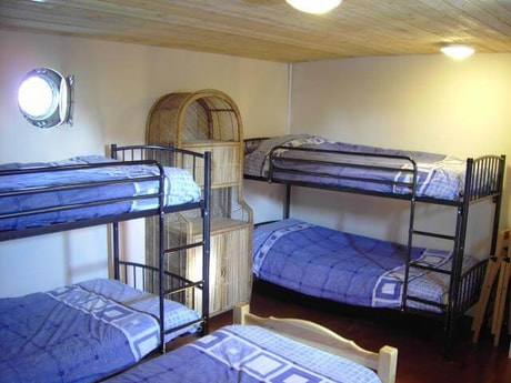 Bunk beds for the children