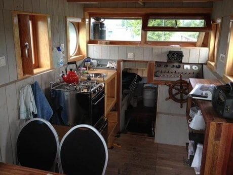 Houseboat 206 Merkem photo 5