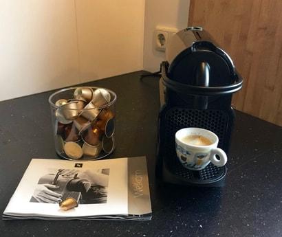 Nespresso coffeemaker