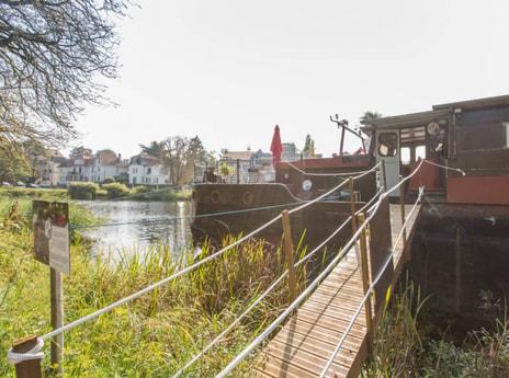 Houseboat 236 Metz photo 0