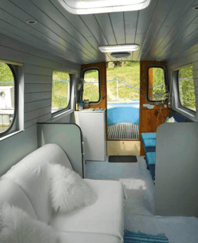 Another look at the interiors