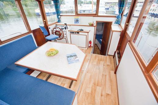 Houseboat 273 Müritz photo 12