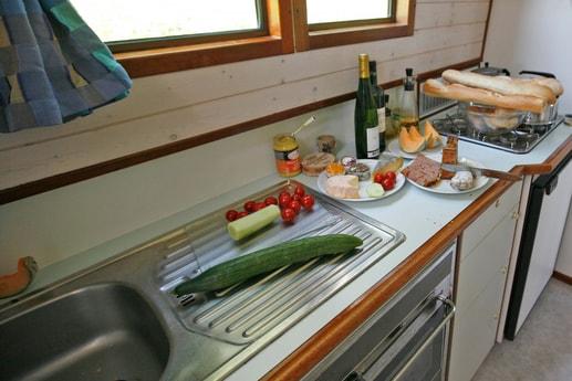 Houseboat 273 Müritz photo 9
