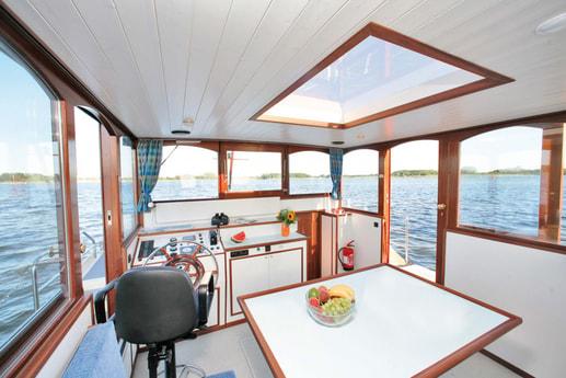 Houseboat 273 Müritz photo 7
