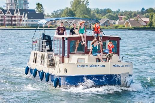Houseboat 282 Müritz photo 8