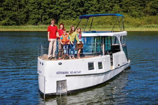 Houseboat 294 Zeuthen photo 1