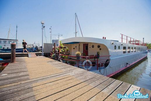 Woonboot 341 Amsterdam foto 40