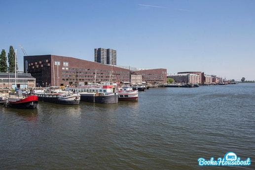 Woonboot 341 Amsterdam foto 11