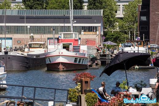 Woonboot 341 Amsterdam foto 41