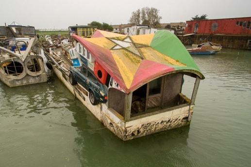 Houseboat 422 Shoreham-by-Sea photo 9