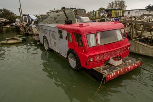 Houseboat 422 Shoreham-by-Sea photo 10