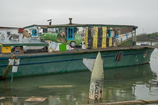 Houseboat 422 Shoreham-by-Sea photo 11
