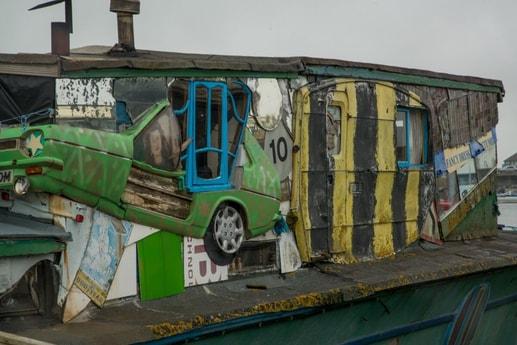 Houseboat 422 Shoreham-by-Sea photo 8
