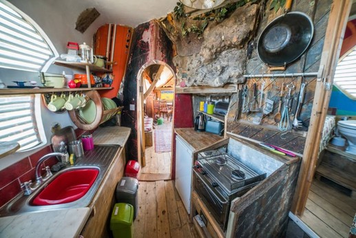 Houseboat 422 Shoreham-by-Sea photo 22