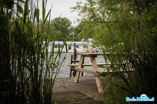 Houseboat 426 Halfweg photo 7