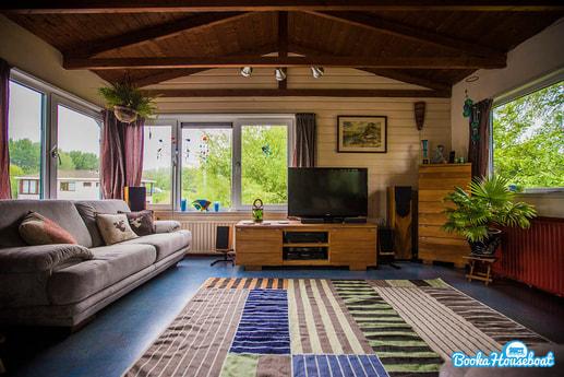 Houseboat 426 Halfweg photo 20