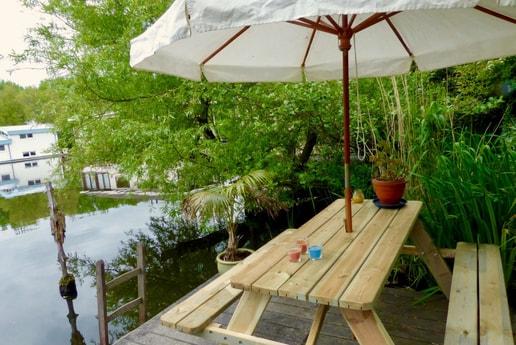 Houseboat 426 Halfweg photo 11