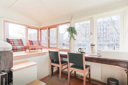 Houseboat 445 Amsterdam photo 14