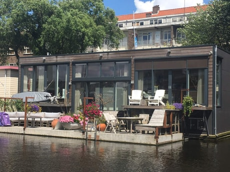 Houseboat 459 Amsterdam photo 1