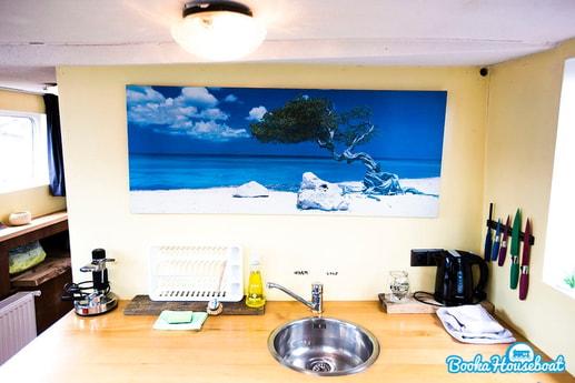 Houseboat 460 Monnickendam photo 25