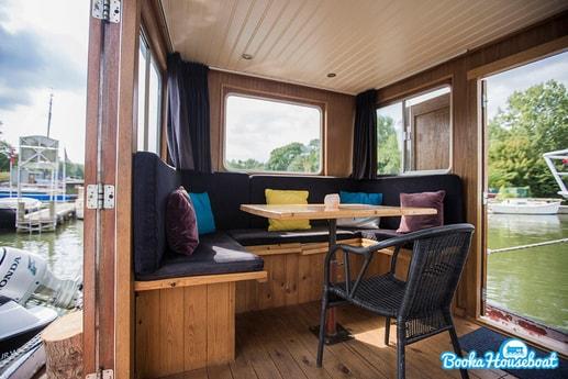 Houseboat 460 Monnickendam photo 13