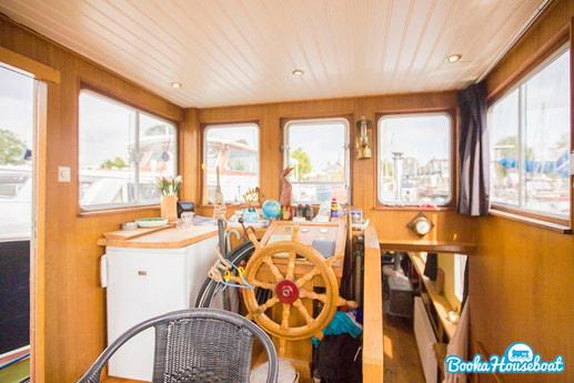 Houseboat 460 Monnickendam photo 12