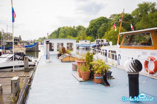 Houseboat 460 Monnickendam photo 0