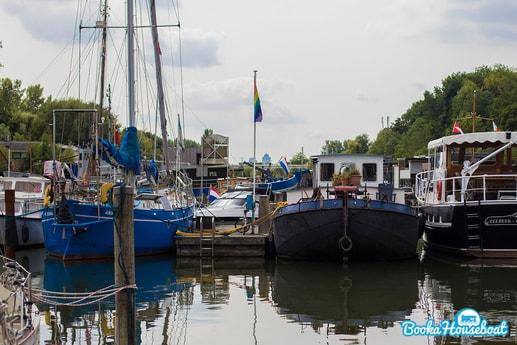 Houseboat 460 Monnickendam photo 7