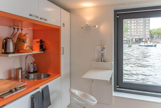 Houseboat 463 Amsterdam photo 9