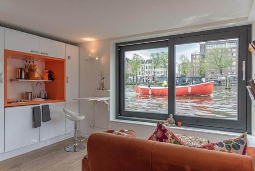 Houseboat 463 Amsterdam photo 0