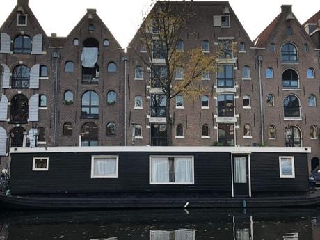 Woonboot 473 Amsterdam foto 1