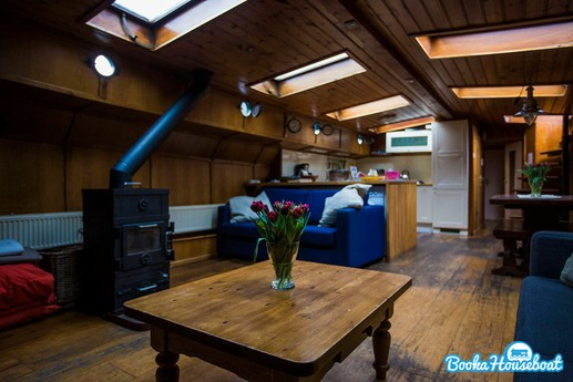 Houseboat 485 Amsterdam photo 2