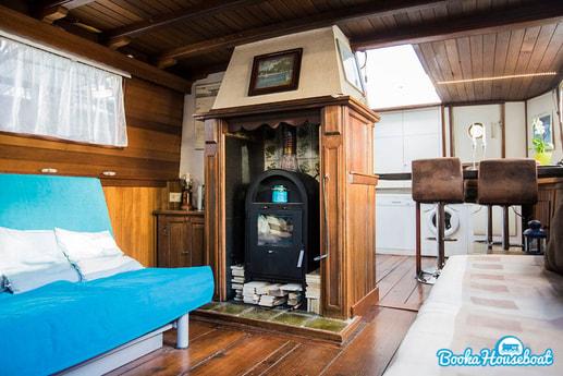 Houseboat 489 Amsterdam photo 13