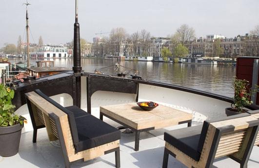 Hausboot 494 Amsterdam Foto 0
