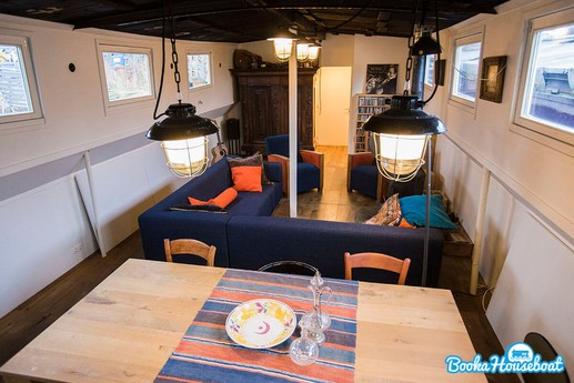 Hausboot 516 Amsterdam Foto 32