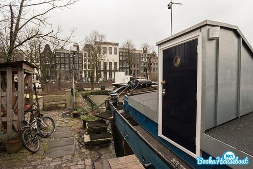 Hausboot 516 Amsterdam Foto 9