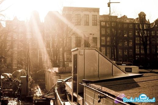 Hausboot 516 Amsterdam Foto 8