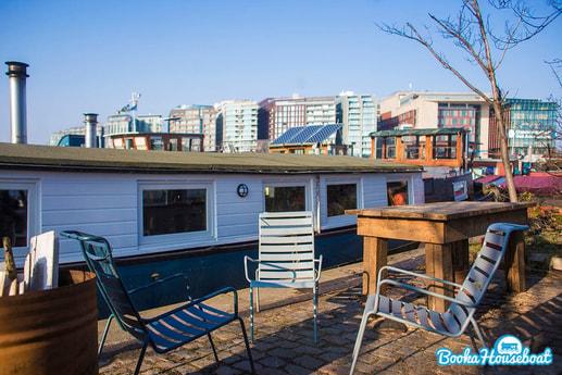Hausboot 516 Amsterdam Foto 49