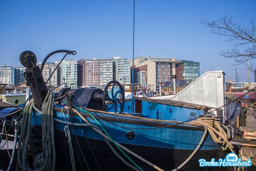 Hausboot 516 Amsterdam Foto 4