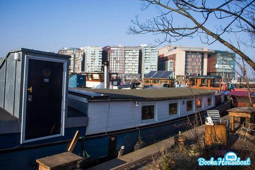 Hausboot 516 Amsterdam Foto 3