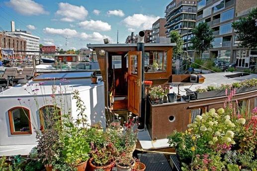 Houseboat 566 Amsterdam photo 14
