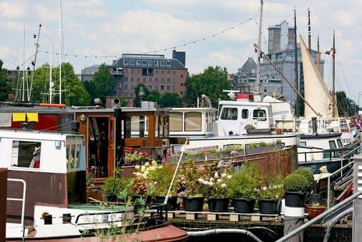 Houseboat 566 Amsterdam photo 4
