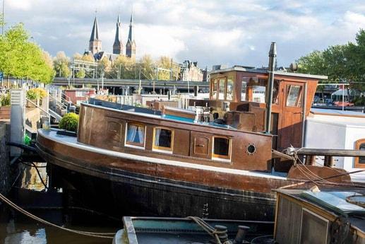 Houseboat 566 Amsterdam photo 3
